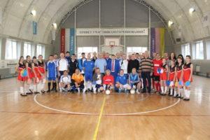Турнир по мини-футболу памятиЮрия Михайлюка