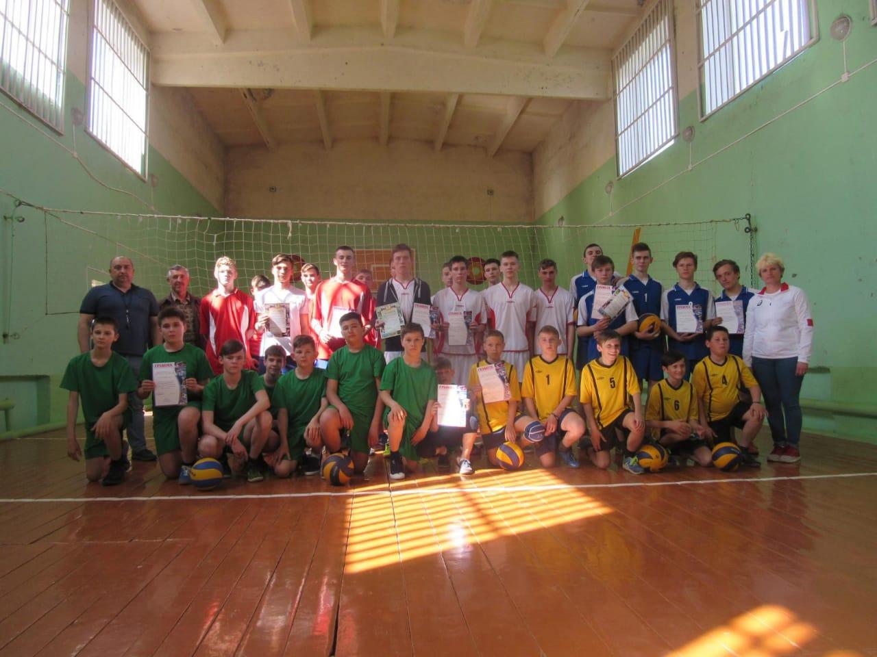 13 апреля на базе МБОУ Шептуховская СОШ был проведен Турнир по волейболу, посвященный Дню космонавтике
