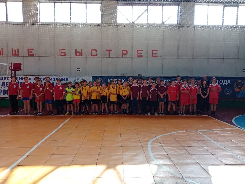 12 октября 2019 года в с. Сохрановка состоялся турнир по волейболу