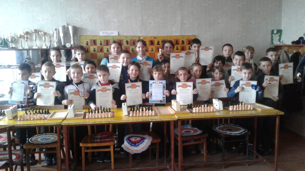 XIXОткрытое первенство по шахматам