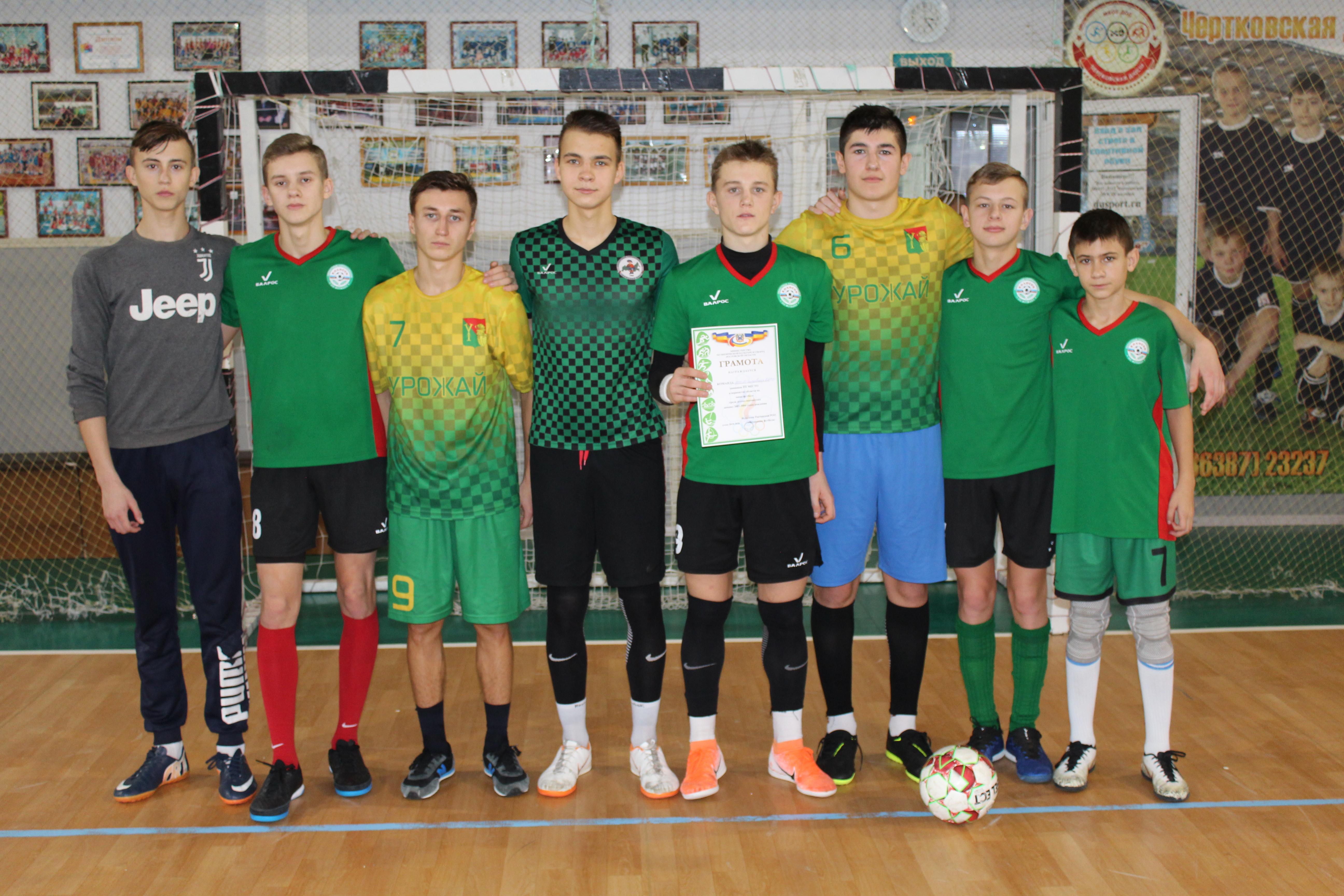 Первенство Ростовской области по мини-футболу