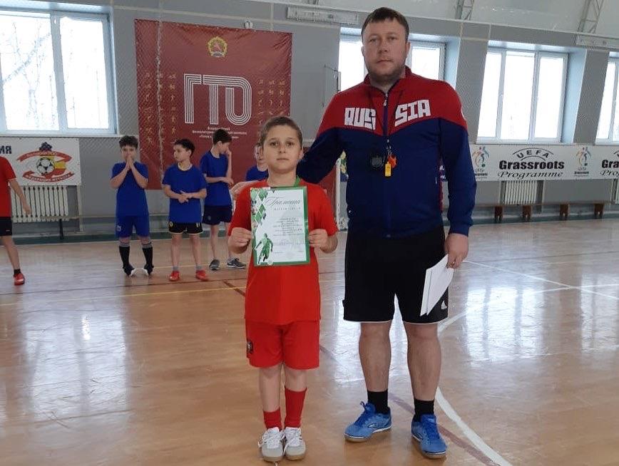 Турнир по мини-футболу ко дню Всемирного футбола